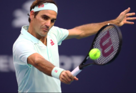 Miami se queda sin Federer