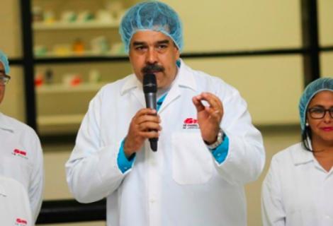 Venezuela vacuna contra el covid-19 a paso lento y con sistema de privilegios