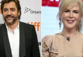 """Bardem empieza a rodar """"Being The Ricardos"""" con Nicole Kidman y Aaron Sorkin"""