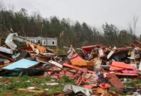 Tornados en el sureste de EE.UU. dejan seis muertos y cuantiosos daños
