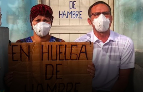 Opositor cubano Ferrer lidera huelga de hambre en protesta contra represión