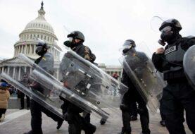 Pentágono extiende la militarización del Capitolio hasta mayo