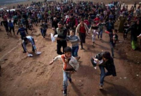 Otros 6 millones de sirios podrían ser desplazados en una década, alerta ONG