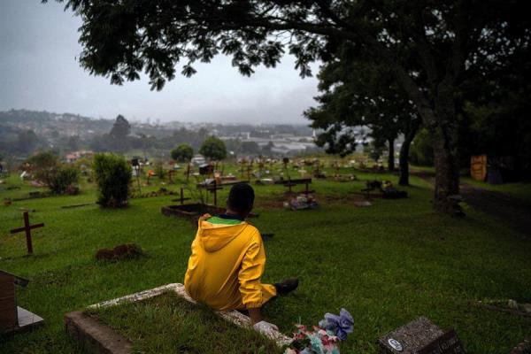 Coronavirus sigue golpeando fuerte en Brasil