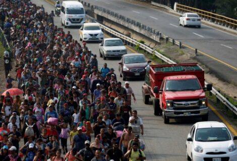 Matan a migrante guatemalteco en ataque en la frontera méxicana