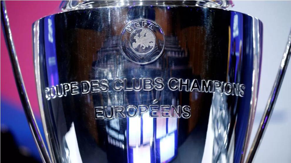 Emparejamientos de cuartos de final de Champions