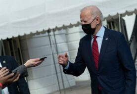 Biden manda sus perros a Delaware por seguridad