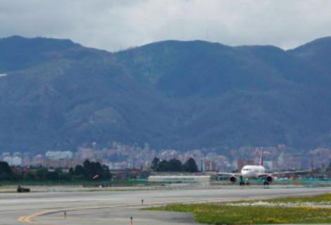 Tráfico aéreo internacional en la Comunidad Andina disminuyó 75 % en 2020