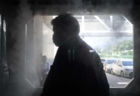 Pasajeros protestan en aeropuerto venezolano por el cobro de PCR obligatoria