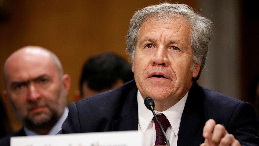 Secretario de la OEA acusa a Cuba de terrorismo de Estado