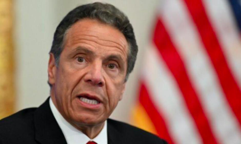 Asamblea de Nueva York investigará las acusaciones sexuales contra gobernador