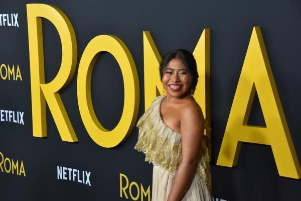Yalitza Aparicio regresa al cine con un filme de terror