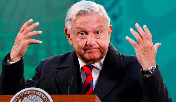 López Obrador pide indagar a jueces por suspender su reforma eléctrica