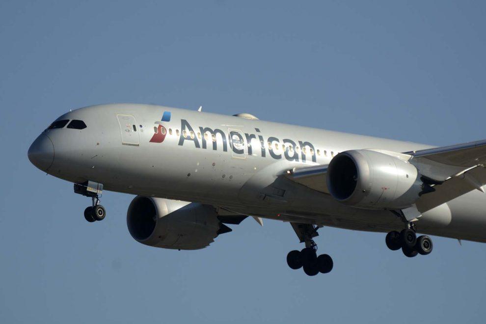 American Airlines reanuda sus vuelos desde Madrid a EEUU