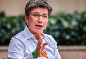 Alcaldesa de Bogotá vincula a venezolanos con el aumento de la inseguridad