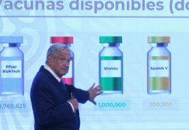 López Obrador pedirá a Biden que venda en México las vacunas