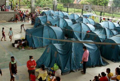 Cerca de 4.000 personas han huido a Colombia por choques armados en Venezuela