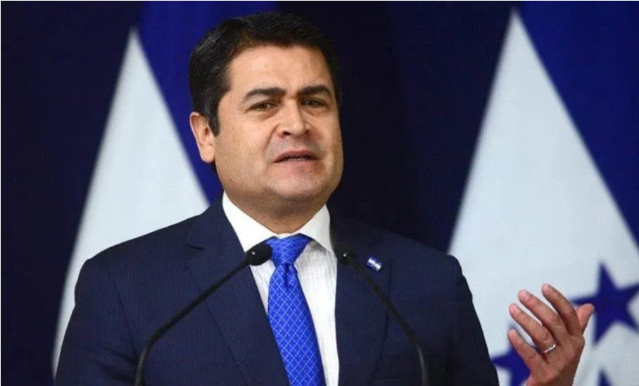 Juicio que implica al presidente de Honduras da comienzo