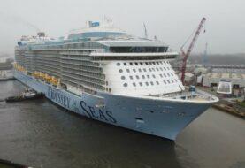 Royal Caribbean organiza cruceros solo de vacunados