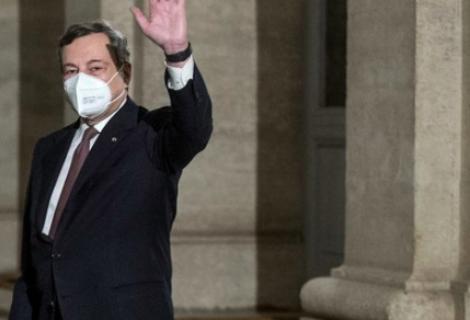 Draghi avisa a Italia de una nueva ola de coronavirus