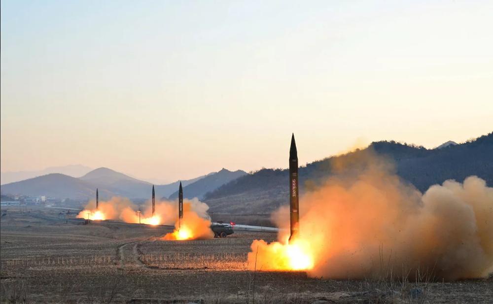 EEUU resta importancia a misiles de Corea del Norte
