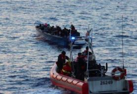 Guardia Costera de EE.UU. intercepta una embarcación con 25 haitianos