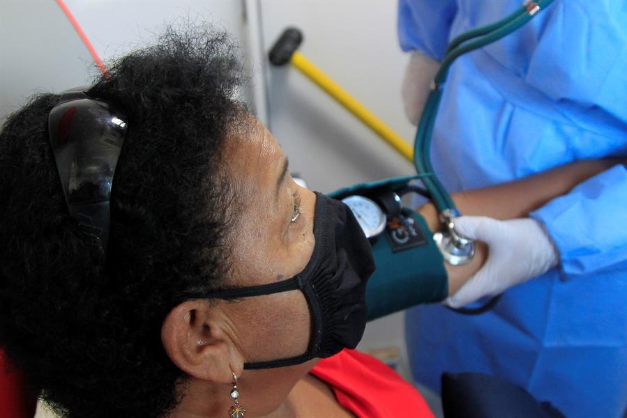 Colombia vive un aumento de contagios de covid-19