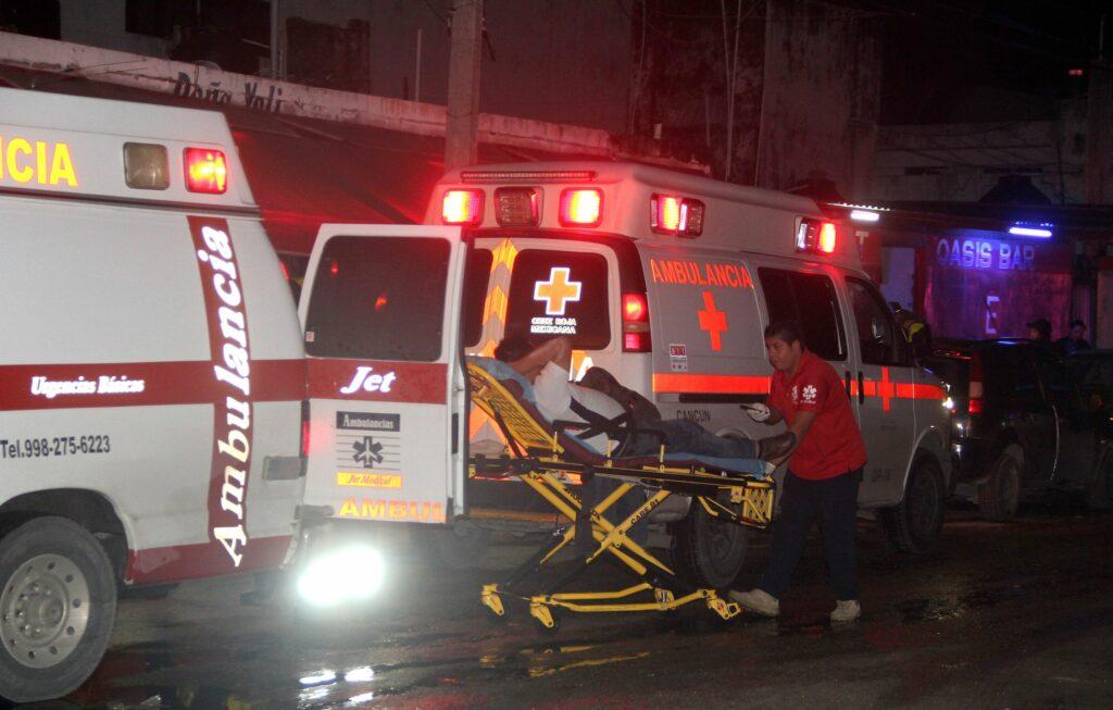 Ataque a un bar en Cancún deja un muerto y tres heridos