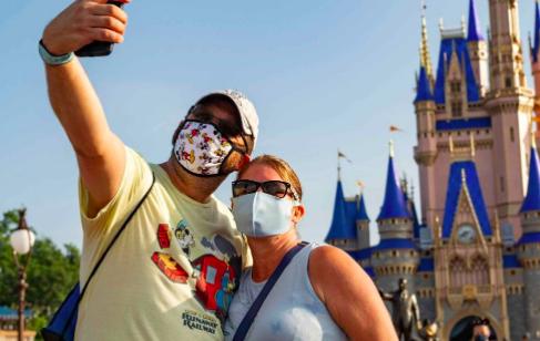 Disney World comienza a hacer pruebas de tecnología de reconocimiento facial