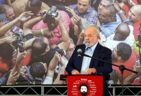 """Lula culpa a Bolsonaro del """"mayor genocidio de nuestra historia"""""""