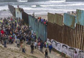 EEUU espera más migrantes en frontera con México