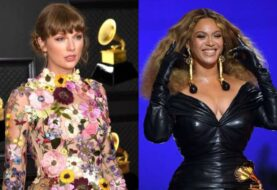 Beyoncé y Taylor Swift hacen historia en los Grammy
