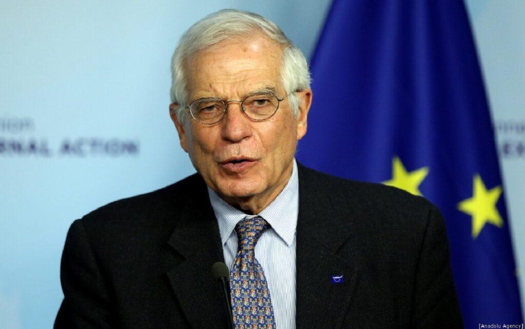 Borrell pide explicaciones al embajador de UE por carta a Biden