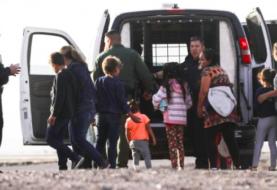 Patrulla fronteriza de EEUU tiene en custodia a 3.200 migrantes menores