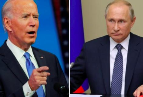 """Biden llama """"asesino"""" a Putin"""