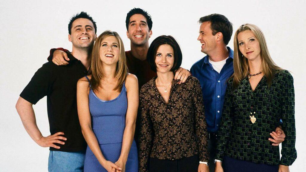 "Schwimmer dijo que ""Friends"" pronto comenzará a grabarse"