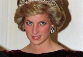 Lady Diana reaparece entre los muros de Buckingham