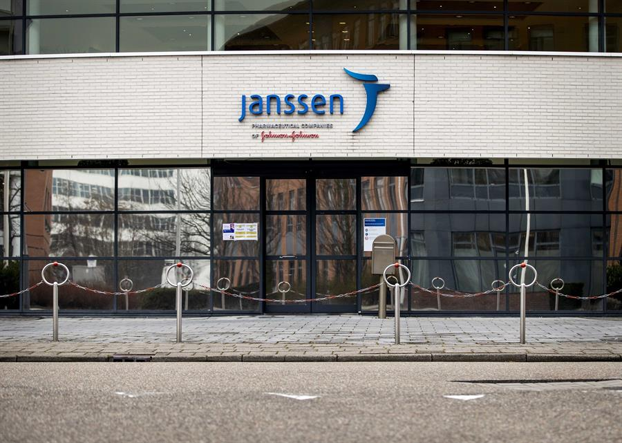 Europa respalda la vacuna de Johnson & Johnson