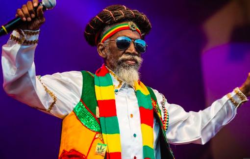Fallece Bunny Wailer  fundador de The Wailers junto con  Bob Marley