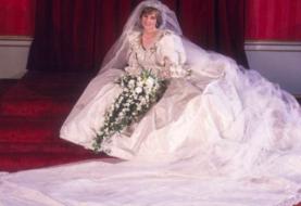 Vestido de novia de Diana de Gales se exhibirá por primera vez en 25 años