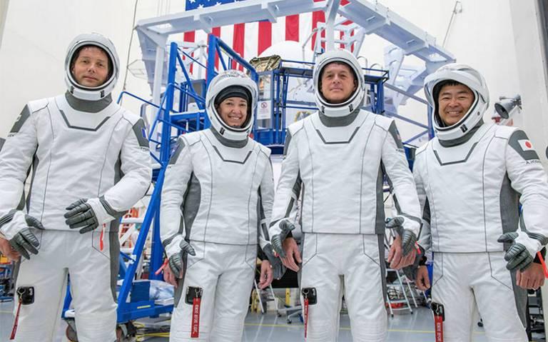 NASA y SpaceX confirman lanzamiento de misión comercial