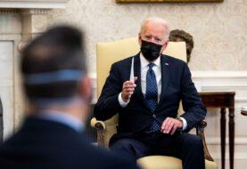 """Biden espera que el veredicto """"correcto"""" en juicio de Floyd"""