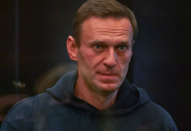 Navalni perdió ocho kilos en prisión antes de empezar su huelga de hambre