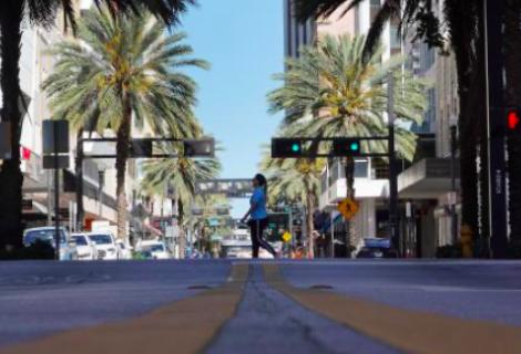 Miami-Dade desactiva toque de queda por el coronavirus