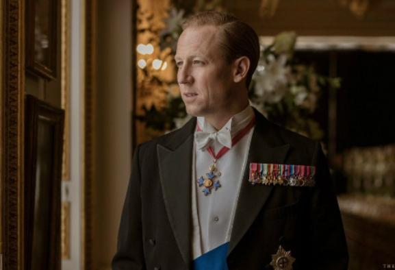 """Actor que encarna al duque en """"The Crown"""" le rinde tributo"""