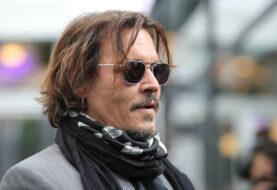 """Johnny Depp presenta su película """"Minamata"""""""