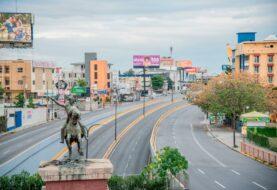 Toque de queda se mantiene en Santo Domingo