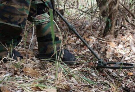 Ejército de Colombia destruye 80 artefactos explosivos del ELN