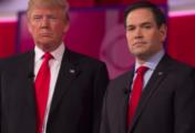 Trump expresa su respaldo a reelección de Marco Rubio