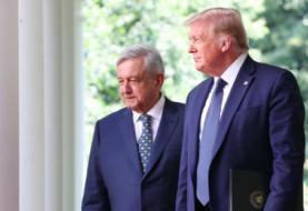 López Obrador escribe un libro sobre su relación con Trump